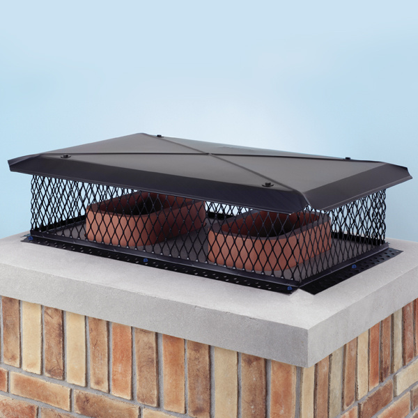 Brick Chimney Caps For Chimneys : Gas fireplace chimney caps fireplaces