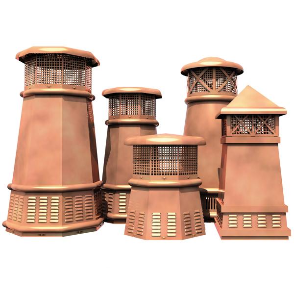 Chimney Pots Discount Chimney Supply Inc