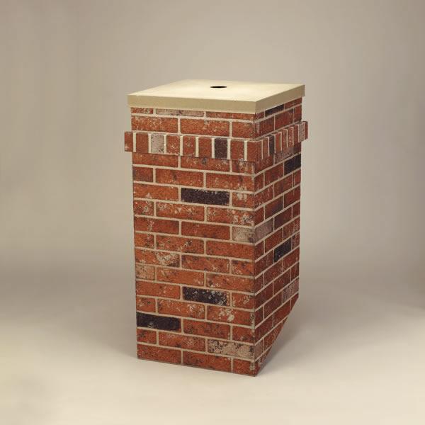 Chimney Trim Kit ~ R co chimney surround top trim kit rectangle w