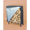Small Log Rack (1/4 Cord Capacity) - Cover