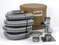 homesaver, chimney liner, stainless steel chimney liner