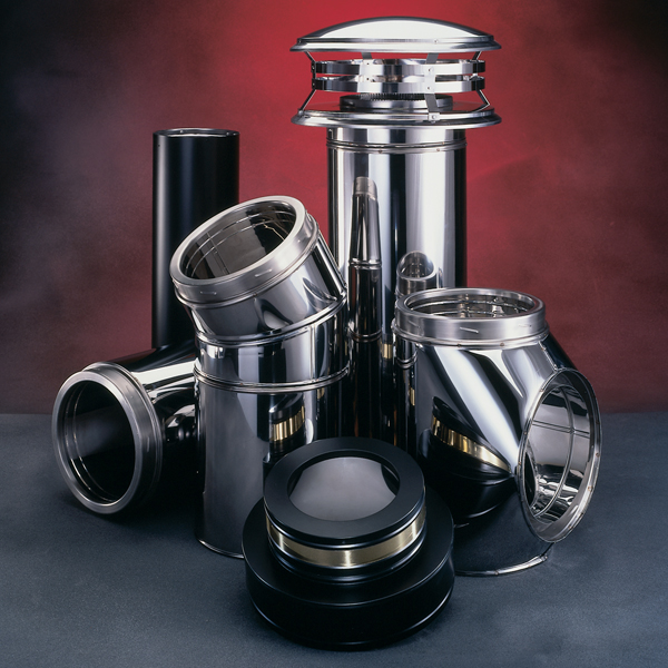 Wood Stove Pipe, Chimney Kits, Chimney Pipe | Discount