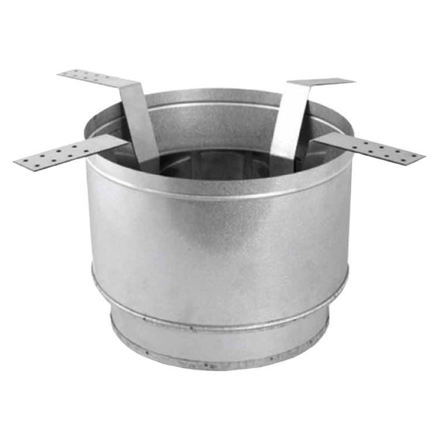 "Duratech 10"" Round Ceiling Support Box (Special Order)"