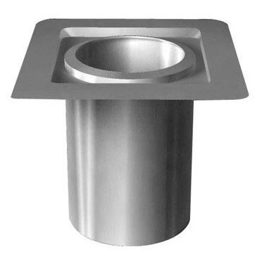 "Metalbestos - 8""  Firestop / Joist Shield"