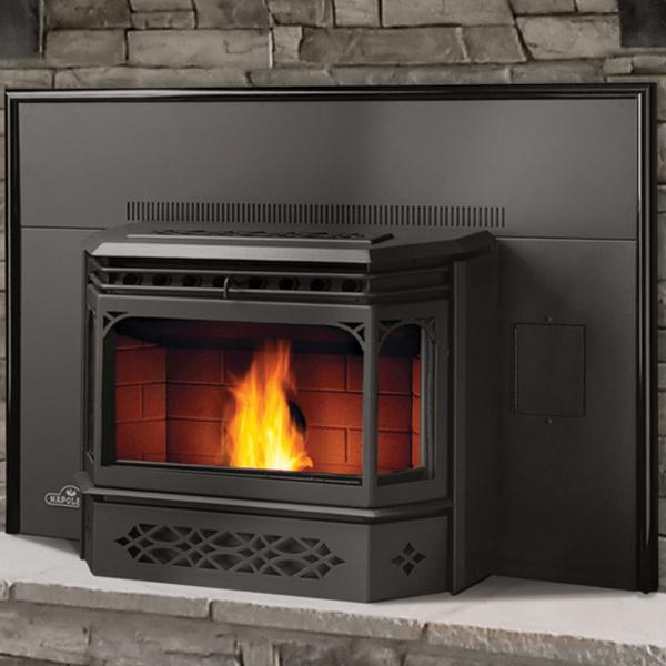 Fireplace Inserts Wood Pellet Burning Stoves Duraplus