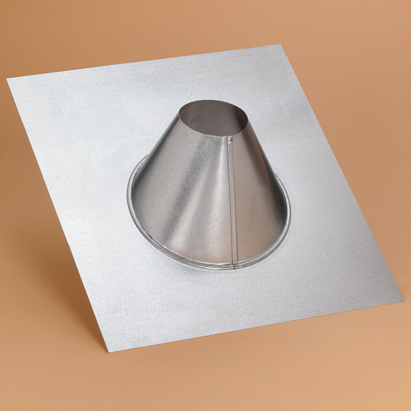 "Pellet Vent Pro 3"" - Flashing (Adjustable 0/12-6/12)"