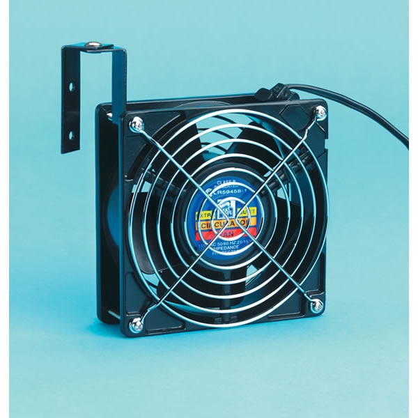 "Extra-Quiet Circulating Fan - 105 CFM ( 5"" x 5"")"