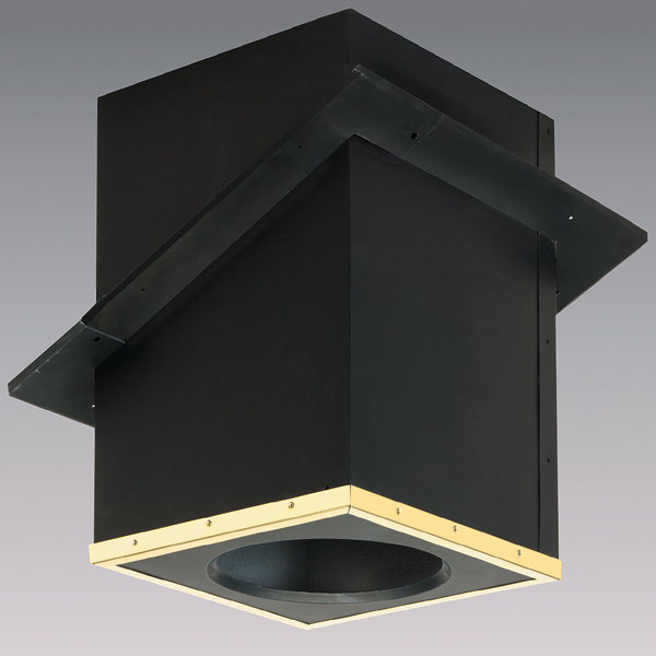 "SuperPro / SuperVent 6"" - Cathedral Ceiling Support Box"
