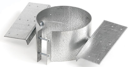 Metalbestos - Universal Roof Support